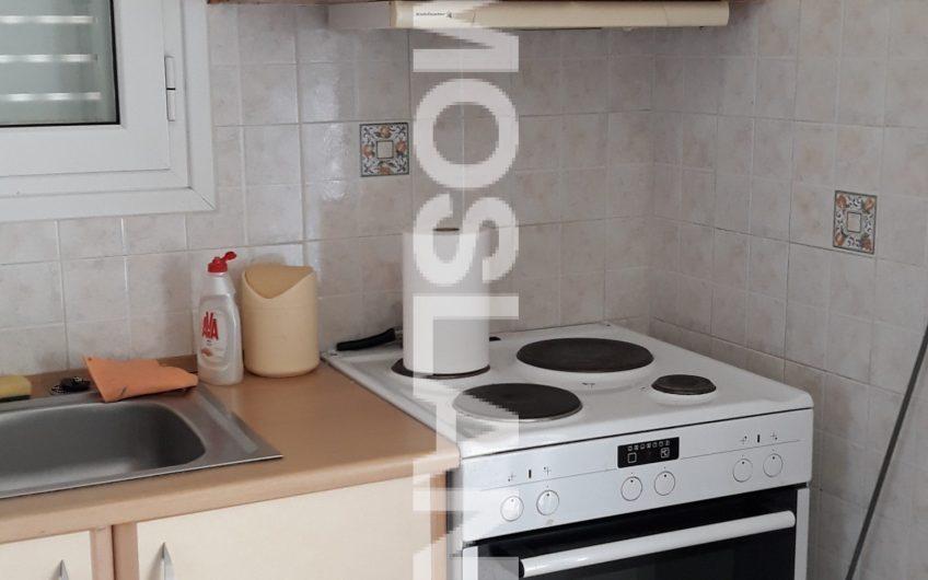 Διαμέρισμα 44 τ.μ στις Κεχριές 280 ευρώ ΚΩΔ.9016